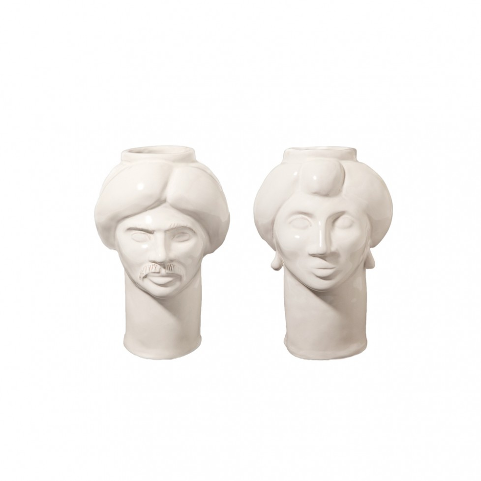Solimano & Roxelana Piccoli Solimano & Roxelana piccoli • Bianco Madonie